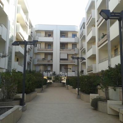Cura verde condominiale Bari