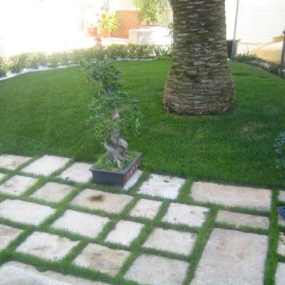 Giardino privato Puglia