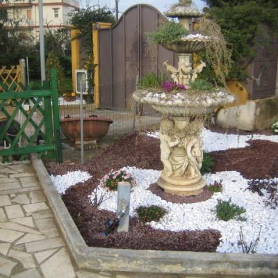 Giardino zen Casamassima
