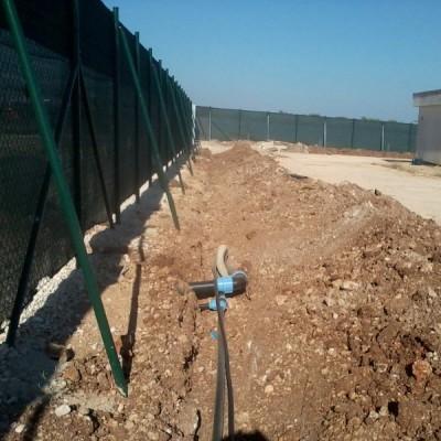 Irrigazione temporizzata Bari