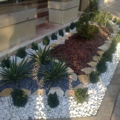 Progettazione giardino zen Bari