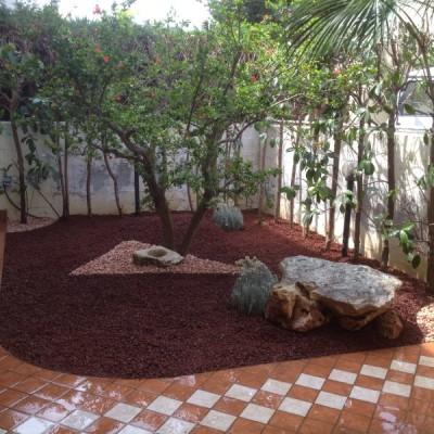 Realizzazione giardino zen Bari